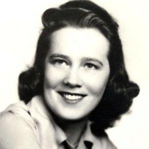 Margaret Northrop Morris Obituary Photo