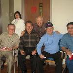 Papi y sus hermanos