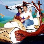 Christmas 1993, Disney World; 3 of 3