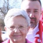 This is probably the most wonderful woman I have ever known..... because she was the Mom that she didn't have to be....  Thanks Shirley for you love and loving my dad like  you do... you are truly a wonderful person and I thank God for bringing you into our lives.... Because you loved  him, you love all that was his.... and I thank you for that.