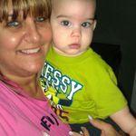 Nana and her baby boy
