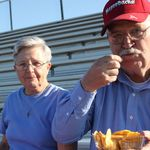 Nothing Like Nachos at a Football game!