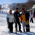 Christmas 2005, our 4th ski trip, VA; 1 of 5