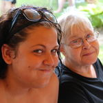 Aunt Judy with Brittany