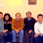 Christmas season 2007, 11 of 12: Beijing, with friends Xiaoqing and Yaowu