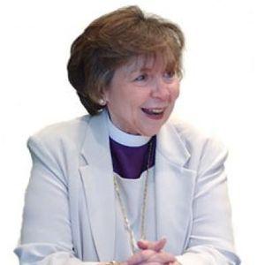 Bishop Jane Holmes Dixon Obituary Photo