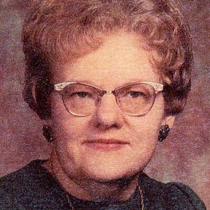 Mrs Retha Mae Wiseman