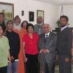 Bishop's December 2010 visit
