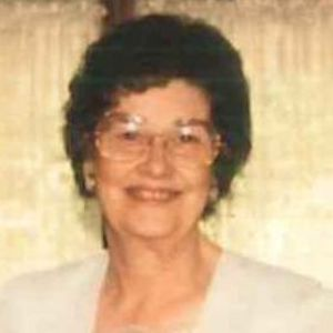 Mrs. Doris M. Swanson