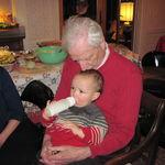LUKE AND PAPA