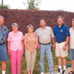 All six siblings together in 2005 in KY