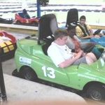 I remember this day James had a great time at the go carts