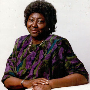 Mrs. Alberta Wilson Edwards