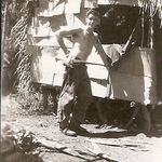 1946 - Island of Samar in Philippines; War had ended, Dad's service continued for 6 months