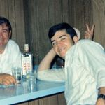 About 1969 - Dad, Jean & Bill - soon after moving to Paseo de Plata