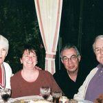 Jean, Lynn, Ben & Dad - Palos Verdes