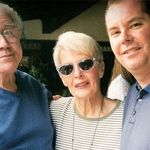 Dad, Jean & Tim - Palos Verdes