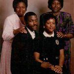 The Family Edwards/McCants Margaret & Rick  Alberta & Janie