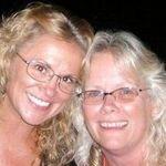 Lisa ~N~ Jeannie (lifelong friends) gone but not forgotten, always in my heart