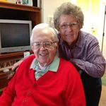 Henry & Ethel - Married 61 Years