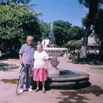 Roberto and Zoila Urrutia in Guatamala 1999