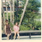 Wendy and me at Busch Gardens.