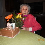 My 97th birthday - Dec15, 2012