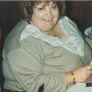 "Jacqueline  ""Jackie"" Rita Farrow"