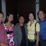 Taken on 10/9/2009 at the celebration of Bernice achieving the status of a 6A  Enagic distributor