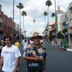 At Disney World, 4/21/2010