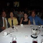 With our Kangen associates Nona & Victor San Agustin at the 70th b-day celebration of Enagic CEO Hironari Oshiro at Hyatt Hotel, Orlando, FL