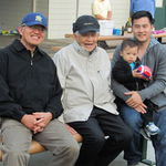 Four Generations - the name carries on, traditions arer passed, love continues to grow