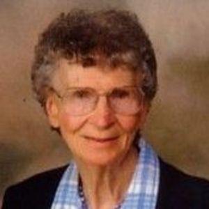 Wilma Jane Atkinson