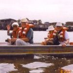 Taken during the Amazon cruise in March 1998
