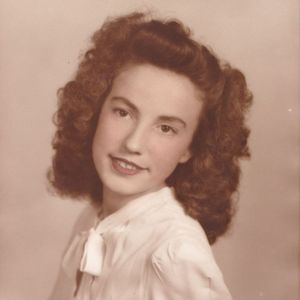 Lillian V. Bailey Obituary Photo