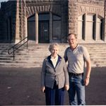 Grandma & Dad...1987.  Columbia River Gorge