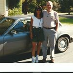 We always looked forward to a visit from Don & Seiko, like this one in September 1996. The two Dons liked to reminisce about the high school days in Santa Rosa. The 1950's were a great time to be a teenager.