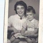 MOM AND ME 1962