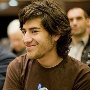 Aaron Swartz Obituary Photo