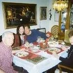 This photo was the last photo we shared as family and friends with Michelle, Roy, Dad and Mom just before she was taken ill.