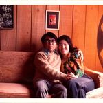 A picture shortly after Moo-Nahm proposed to Kim in 1975
