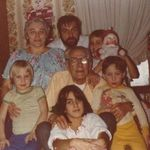 MOM, CARL, MARIE CARMELA,