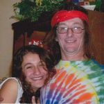 Doug and his youngest daughter Amanda.