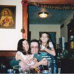 Doug and his daughters Alana and Amanda