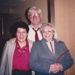 DANIELLE, MOM, PHIL DONAHUE