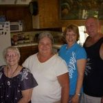 MOM, MARIE, CINDY, CARL