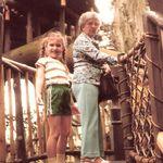 Doris and Jessica in Florida