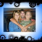 mom and her loven son kenny and daughter louise we love u mom ur dad now happy u both shall  be together in heaven  .louise