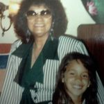 JoAnn and Grand Daughter Crystal Mia (Daughter of Debbie Carner)