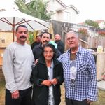 MOTHERS DAY 2010 with Grandson Chupy William Gomez jr & Williman Gomez Sr.